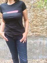 C. mit Vowi-T-Shirt