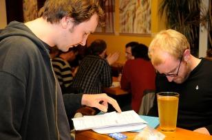 2010. Aleks und Tonio