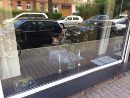 Das Schaufenster des