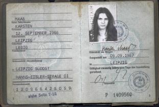 25 Persinalausweis 1987 2