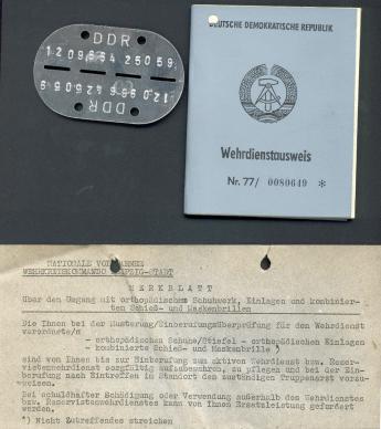 29 Musterung f. Nationale Volksarmee 1984