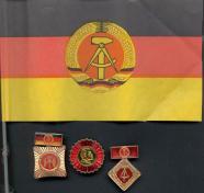 74 DDR Abzeichen
