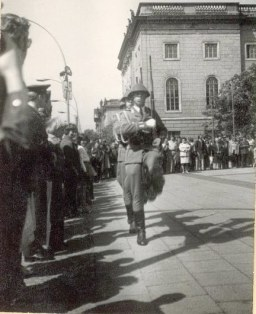 Alte Wache, Ostberlin, um 1977