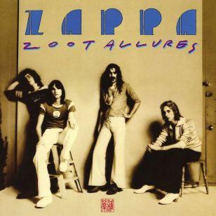 FZ, Zoot Allures, 1976